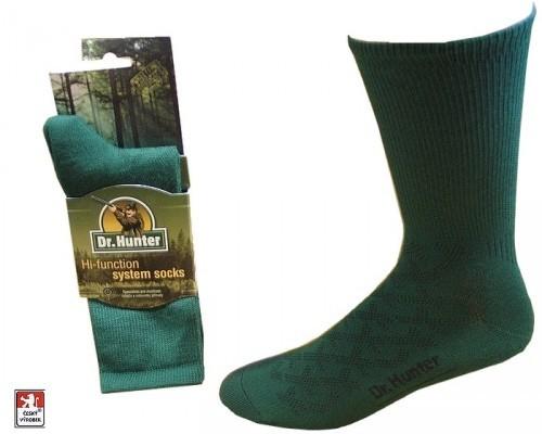 fee51452c5d Ponožky Dr. HUNTER COOLMAX pro myslivce
